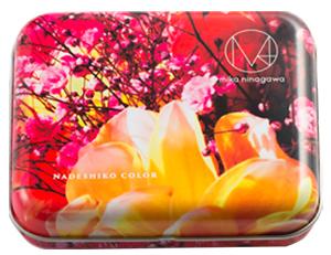 ナデシコカラー カラコン 蜷川実花ディレクションブランド M / mika ninagawaとコラボレーション!コスメコンタクト® NADESHIKOCOLOR アート缶タイプ