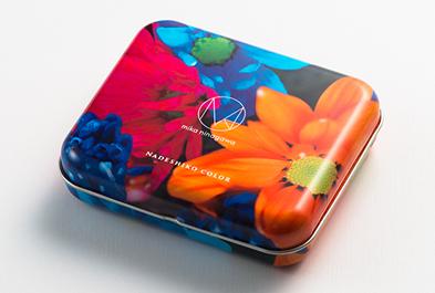 RURI [ルリ] アート缶 12枚入り カラコン コスメコンタクト