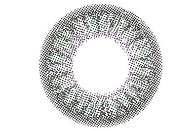 HACCA [ハッカ] 3トーンカラー コンタクトレンズ